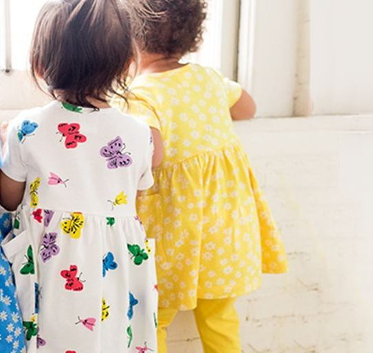Toddler Party Dresses