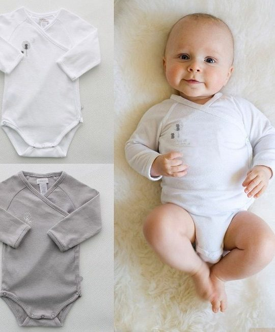 Newborn Unisex Baby Clothes