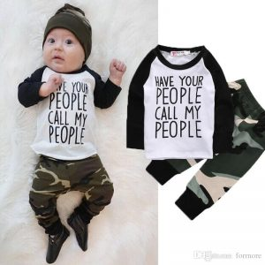 Newborn Clothes For Boys