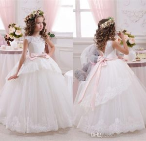 Girls Dress 7-16