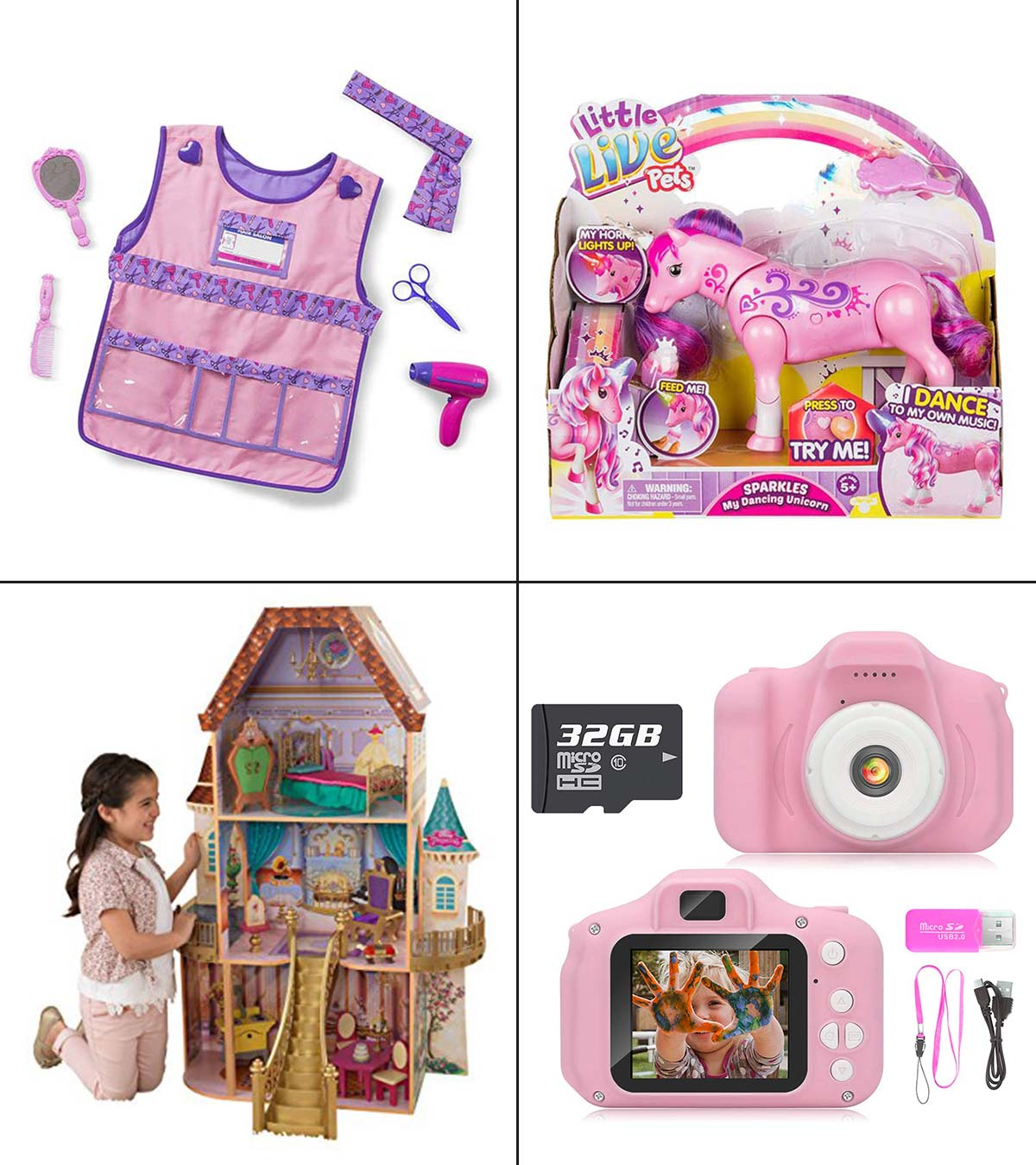 The Choices Gifts For Baby Girl